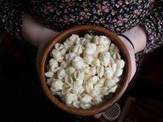 Home Cookin': Homemade Shells & Cheese