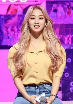 "Twice Jihyo at ""Seize The Light"" Premiere Twice Show, Twice Once, Nayeon, South Korean Girls, Korean Girl Groups, Leader Twice, My Girl, Cool Girl, Park Ji Soo"