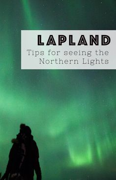Tips for seeing the Northern Lights in Finland
