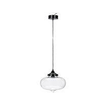 Hanglamp Edison - glas - rond