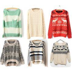 Sweater craze!