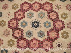 Heirlooms by Ashton House: MASTERPIECES IN MOSAIC PATCHWORK