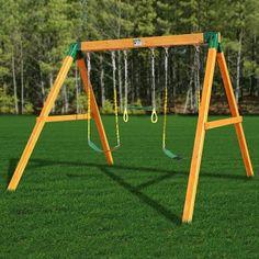 Gorilla Playsets Freestanding Swing Set
