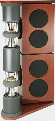 German Physiks - High End Technology Loudspeaker Manufactur - DDD Driver - THE LORELEY MK III