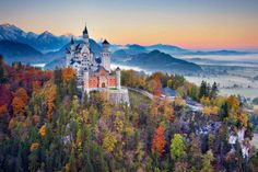 Do you ever wonder what it would be like to live in a real-life fairytale? Ponder no more.