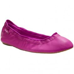 Pink shoes!