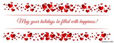 May your Holidays be filled with happiness | Christian Facebook Cover
