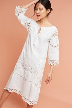 Place Nationale Saleya Lace Dress