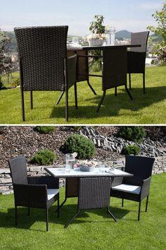 Je pravda, že veľa ľudí nemá záhradku a musia si počas letného relaxovania vystačiť so svojim balkónom. Ak aj vy patríte do tejto skupiny, v našej ponuke nájdete jednoduchý no zároveň moderný ratanový set 💙ADARON💙. #zahrada #balkon #terasa #altanok #zahradnyset #zahradnynabytok #leto #letnyrelax #letnedni #temponabytok