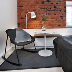 Innovative and useful furniture and interior accessories for modern interiors. Be inspired by the award-winning and internationally recognized design collection. Chair Design, Furniture Design, Dining Chairs, Dining Table, Interior Accessories, Rocking Chair, Modern Interior, Sofas, Interiors