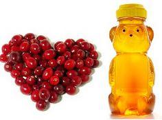 Cranberry Honey Lip Gloss