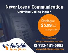 home phone specialist in usa talk whenever wherever for free rh pinterest com