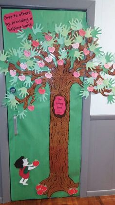 Read Across America, The Giving Tree