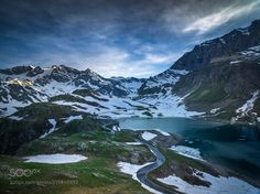 Lago Agnel. Italy. by Maxwell_rus