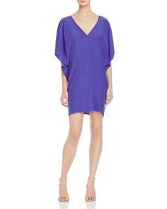 AMANDA UPRICHARD Butterfly Silk Dress. #amandauprichard #cloth #dress