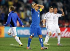 Fabio Cannavaro Photos: Slovakia v Italy: Group F - 2010 FIFA World Cup