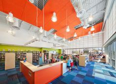 Carrie Busey Elementary School - CannonDesign