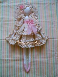 Cloth baby doll, Handmade Dolls, Fabric Dolls, Soft Doll, Gifts for Girls,Stuffed Doll,Homemade Dolls,Softie Rag Doll, Princess Doll