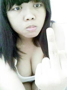 Fluffy Indonesian girl #6