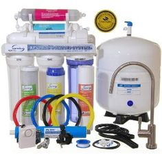 iSpring RCC7AK - WQA GOLD SEAL - 6 Stages 75GPD Reverse Osmosis Water Filter System  Reviews: http://www.reverseosmosisguides.com/top-rated-6-stage-reverse-osmosis-system-reviews/  Top on the list of this 6 stage reverse osmosis system review is the iSpring RCC7AK RO system. When experienced RO users are talking about products and brands, they don't fail to mention the ispring brand. The company has manufactured another high quality RO system that is unbeatable in the industry.