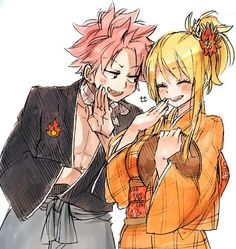Nalu | look at them, so adorable!!!!!