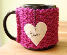 Tea Love Mug Cozy