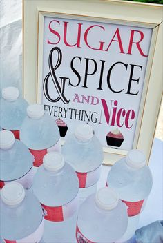 sugar and spice party