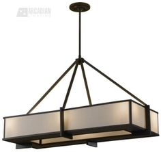 Murray Feiss Stelle - Pendant Light (dining option)