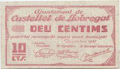 10 cèntims (Castellet de Llobregat,1937)