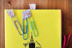 Washi craft...part of teacher gifts?