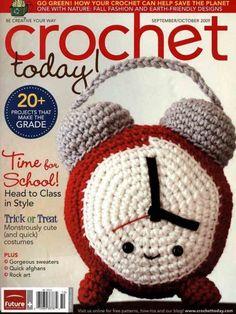 Crochet Today « Os Crochês da Cristina