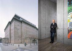 TOUCH dieses Bild: SAMMLUNG BORROS IM EHEMALIGEN LUFTSCHUTZBUNKER IN BERLIN ... by Hans-Georg Heffe-Sander
