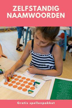 Oefenen met de zelfstandig naamwoorden Spelling, Curriculum, Classroom, Teaching, School, Education, Kids, Resume, Class Room