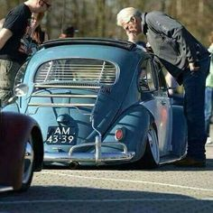 Awesome project (O\_! T1 Bus, Vw T1, Kdf Wagen, Vw Classic, Vw Vintage, Vw Cars, Transporter, Vw Beetles, Custom Cars