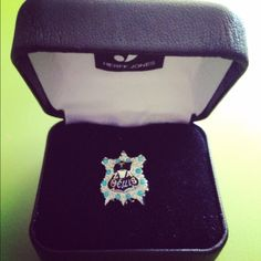 MY BADGE! Zeta Tau Alpha <3