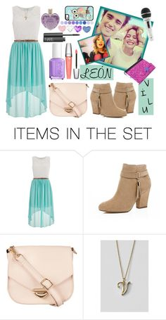 """Violetta Style #5"" by violetta-leonetta ❤ liked on Polyvore featuring art"