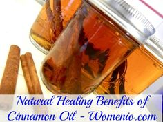 Natural Healing Benefits of Cinnamon Oil - Top 15 Aromatherapy Oils and Their Therapeutic Benefits