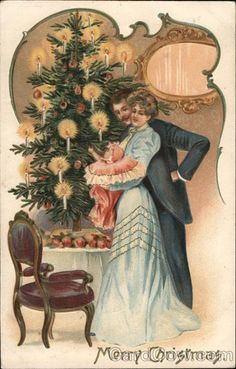 An american gilded age fashionable lady outside of church a merry an american gilded age fashioned couple standing in the parlor with their new baby m4hsunfo