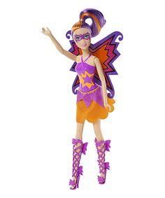 Look at this #zulilyfind! Princess Power Butterfly Maddy Barbie Doll by Barbie #zulilyfinds