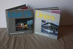 Main Street and Diners Memorabilia Books by VaVaVintageKS on Etsy, $6.95