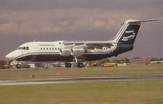 Presidential Airways Bae146 borrowed from the web.