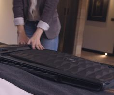 Néit has designed luggage that is waterproof and has a hard case, yet collapses to reduce its volume by up to 70%. It also has four 360º wheels, a carabiner-style handle and optional GPS tracking. Available as a 6.5lb 38L carry-on or as a 10lb 90L check-in suitcase.