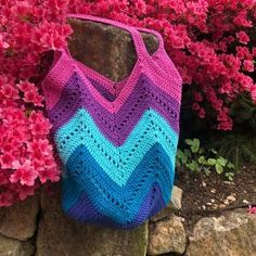 Diy Crafts - Diy Crafts - Best 7 – Page 549650329518013663 - Her Crochet Diy Crafts Knitting, Diy Crafts Crochet, Crochet Projects, Sewing Patterns Free, Crochet Patterns, Crochet Ideas, Wooden Knitting Needles, Chevron Bags, Crochet Shoulder Bags
