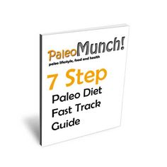 A simple but information packed free guide to paleo...