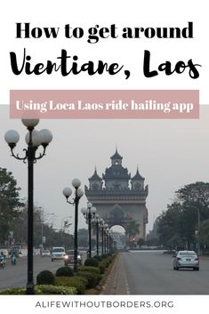 Loca Laos, Vientiane's first ride hail app, makes it super easy to order a taxi in Laos. Here is my complete guide to using the Loca app in Vientiane. Laos Travel, Asia Travel, Laos Culture, Beach Trip, Beach Travel, Vientiane, Luang Prabang, Okinawa Japan, Chicago Restaurants