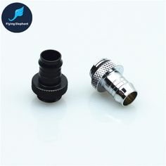 1 Piece G1/4'' Water Cooling Pagoda Joint Copper tube connector ID 8mm OD 11mm for ID 9-10mm Tube Water Pipe Fitting #Affiliate