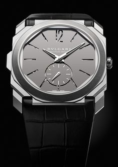 184b9ceb085 BaselWorld 2016  Bulgari Octo Finissimo Minute Repeater Sets New World  Record for Thinnest Repeater