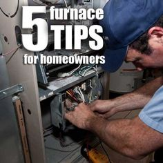 5 Furnace Tips For Homeowners Furnace tips every homeowner should know. After our very cold Christmas, guess Ii should pin this :/Furnace tips every homeowner should know. After our very cold Christmas, guess Ii should pin this :/ Furnace Maintenance, Home Fix, Diy Home Repair, Heating And Air Conditioning, Home Repairs, Home Ownership, Home Improvement Projects, The Help, Budget