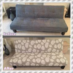 Futon Reupholster