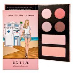 Stila Living The Life In Laguna Beach Girl Palette | Make-Up | BeautyBay.com